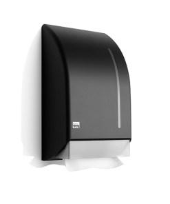Handdoekdispenser Satino Black