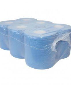 midirol blauw 2 laags 400 vel