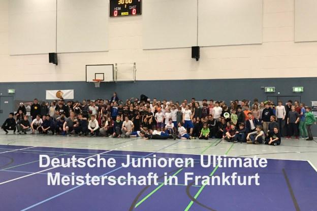 Deutsche Junioren Meisterschaft