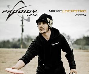 Prodigy discs - Nikko