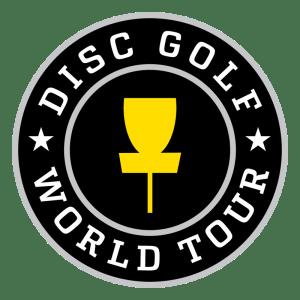 Disc Golf World Tour logo