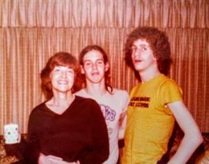 Aunt Lenny, Jeff Felberbaum, and John Dwork