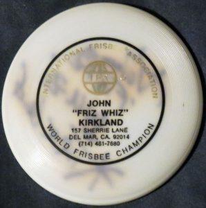 John Kirkland - Friz Whiz Mini