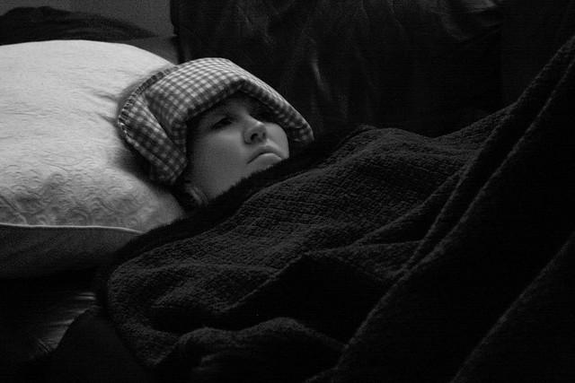 Krank (Bild:  makelessnoise/Flickr)