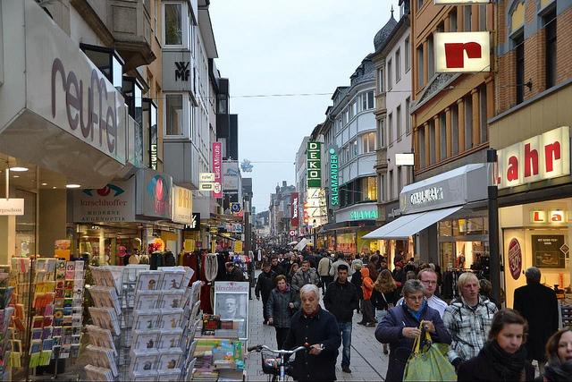 Fußgängerzone (Thomas Kohler/Flickr)