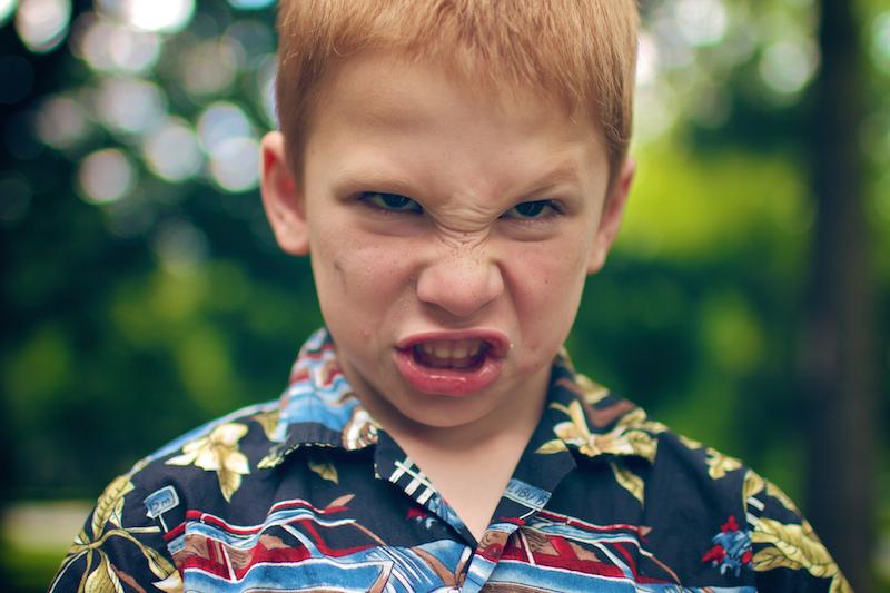 Wütend (Michael Bentley/Flickr)