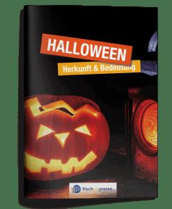 """Lehrmittel """"Halloween"""" für die 4. bis 8. Klasse."""
