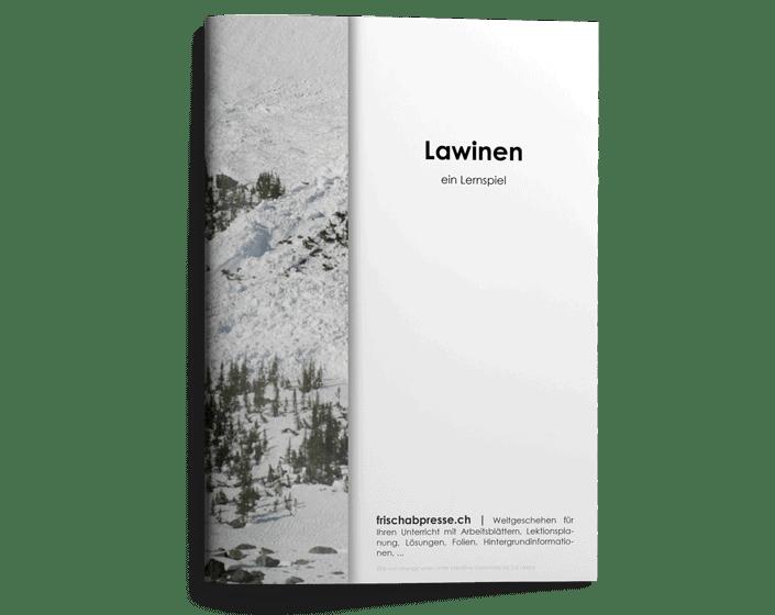 Lawinen – frischabpresse Lektionsplanungen