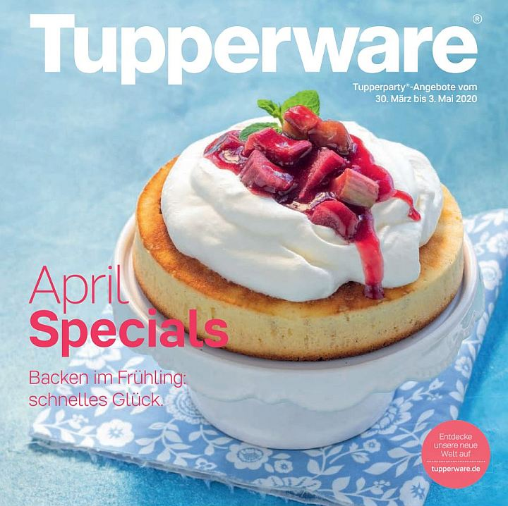April 2020 – Da ist was gebacken