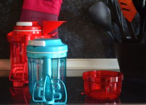 Tupperware Turbo-Chef, Multi-Chef und Extra-Chef