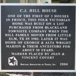 C. J. Hill House, 7111 Elm St.