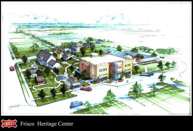 Heritage Center Rendering