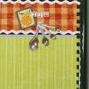 Recipes and Remembrances Cookbook Volume 2 Back