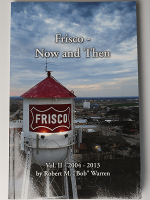 Frisco - Now and Then Volume 2 Front