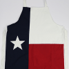 Texas Flag Apron