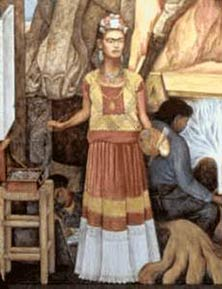 pan american unity friday kahlo detail