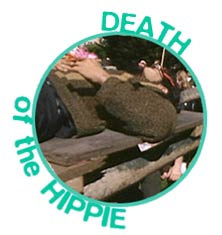 death of the hippie (san francisco, 1967)