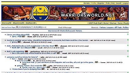 warriorsworld.net