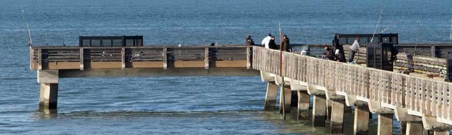 Point Pinole pier.