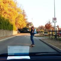 @nemofsk #skateboarding #skate #gangsta