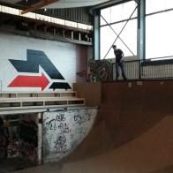 Remi is back on da vert! #frisek #frisekteam #roller #rollerblading