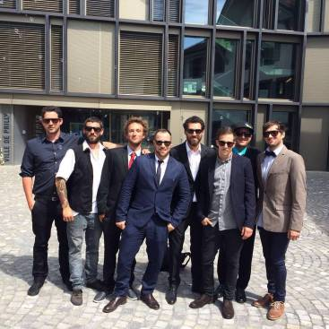 Suit up!#frisek #frisekteam #frisekwedding