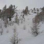 Today was deeeep ! #frisek immaculée contraception 👻 #ovronnaz #snowboard