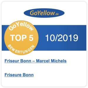 Go Yellow - Top 5 Friseur Bonn