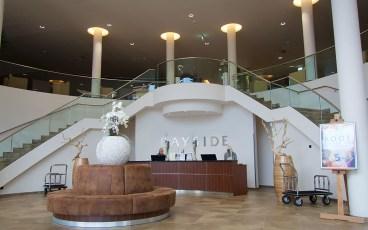 Lobby im BAYSIDE Hotel