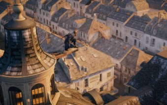 Assassin's Creed Unity: Arno hat alles im Blick