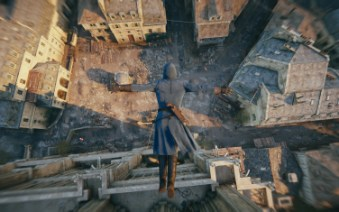 Assassin's Creed Unity: Todessprung