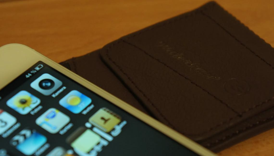Strandgold iPhone