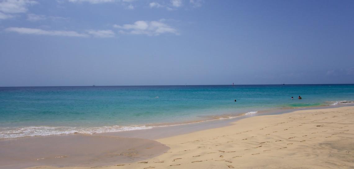 Der Strand von Jandia.