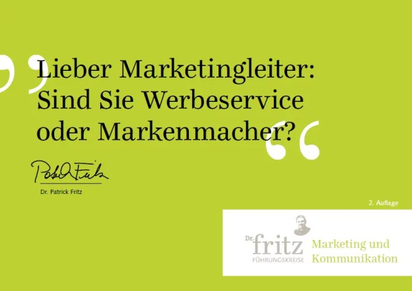 FRITZ Führungskreis Marketing und Kommunikation