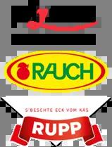 Logo Polymeca, Rauch, Rupp