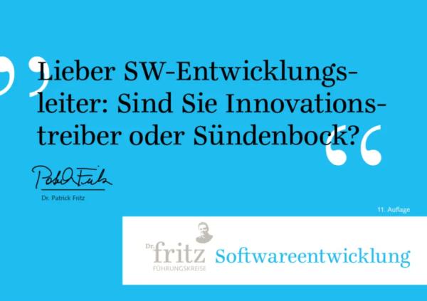 FRITZ Führungskreis Softwareentwicklung