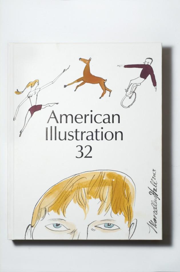 cover illustrata da Marcellus Hall