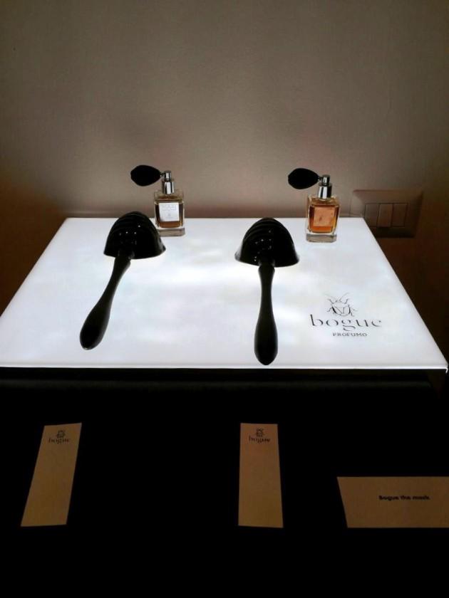 Bogue the mask e MAAI la nuova fragranza e Cologne di Bogue: Antonio Gardoni