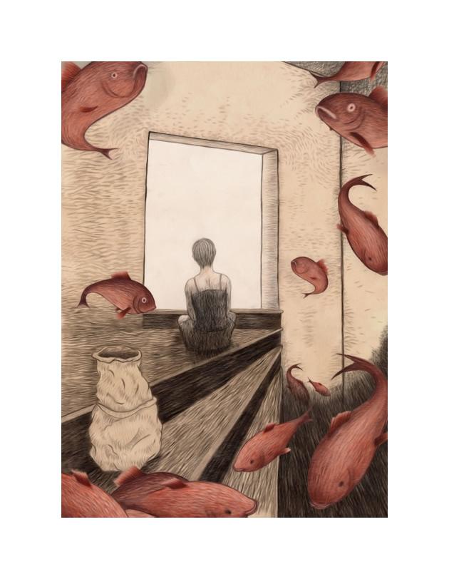 illustrazione originale di Sara Garagnani