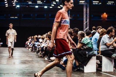 Fashion at IUAV 2015, sfilata foto: Giacomo Cosua x Positive Magazine