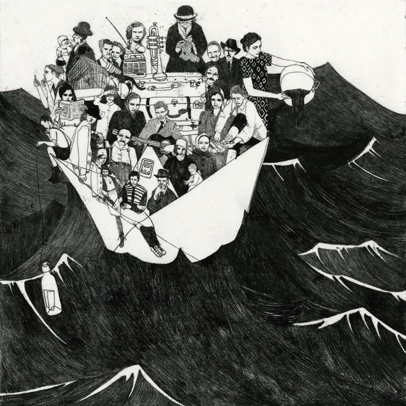 illustrazione di Sylvie Bello