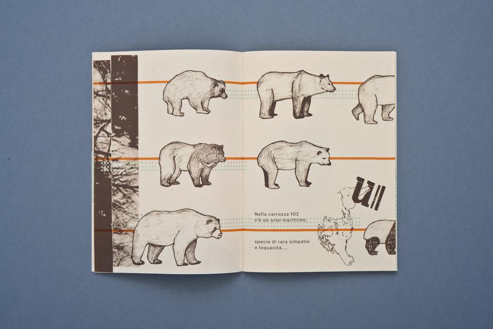 """""""La Storia dell'Orso Marittimo"""", scritta da Lara Caputo e illustrata da Alice Lotti"""