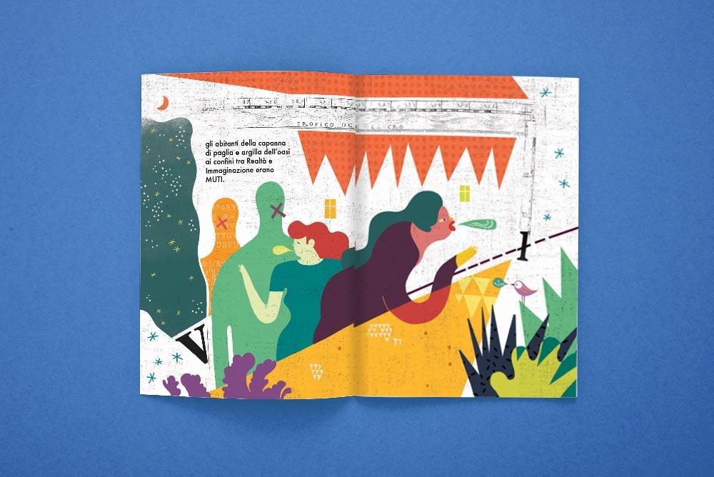 """La Storia Muta"", scritta da Lara Caputo e illustrata da Silvia Mauri"