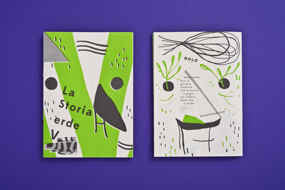 """La Storia verde"", scritta da Lara Caputo e illustrata da Gianluca Sturmann"