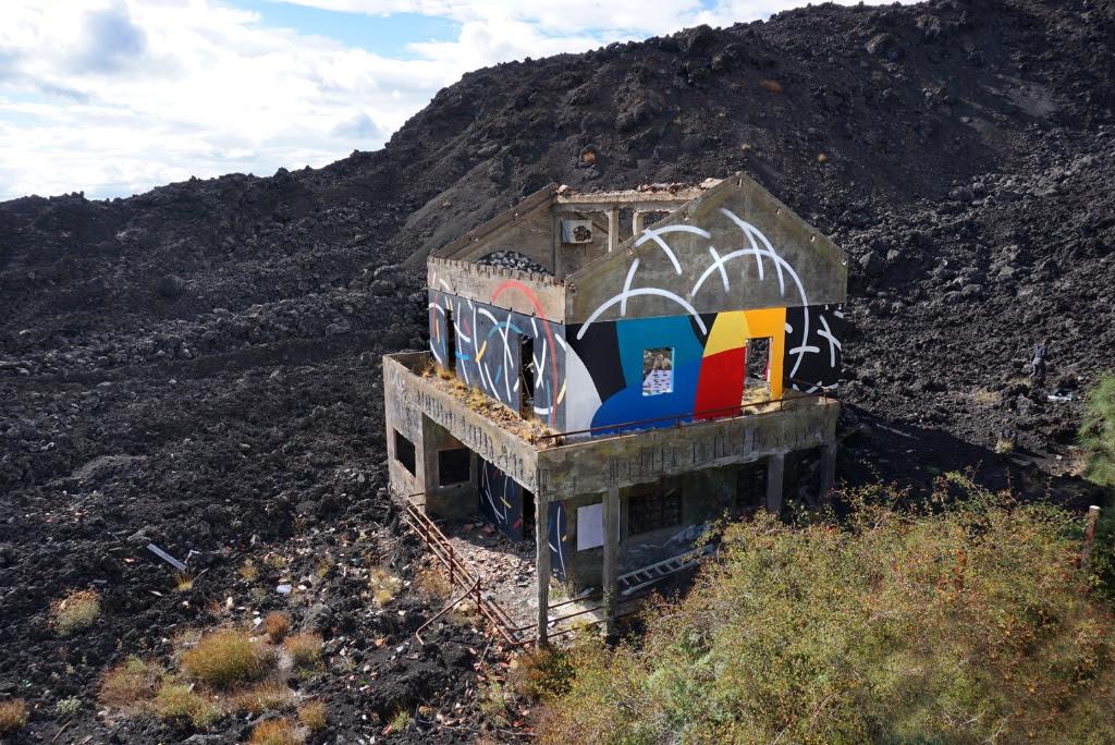 Moneyless, Etna, 2016