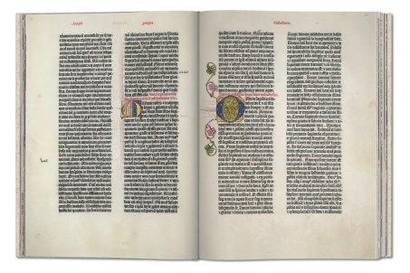 """""""The Gutenberg Bible"""", Taschen, maggio 2018 (fonte: taschen.com)"""