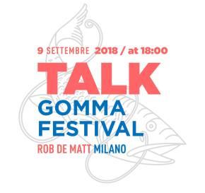La grafica del talk è opera di Roberto Gentili