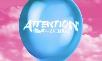 Masetti – Attention (feat. Zac Koval)