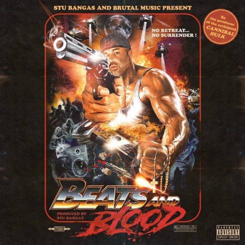 Album: Stu Bangas – Beats and Blood