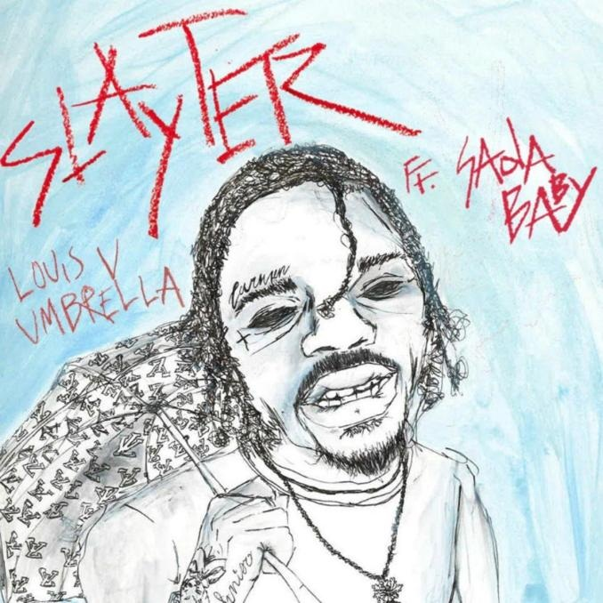 Slayter – Louis V Umbrella Ft. Sada Baby
